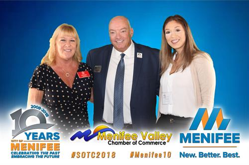 Menifee State of the City Address 2018