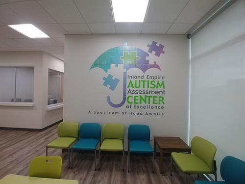 Tenant improvement for Autism Center