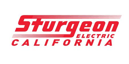 Sturgeon Electric California