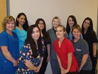 December 2014 Dental Assistant Training class