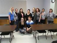 LCHEC Phlebotomy class