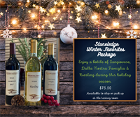 Stoneledge Winery & Vineyard - Lometa