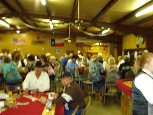 Wild West Casino Night - Lampasas County Youth Livestock Barn, Lampasas, TX