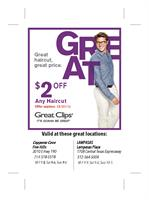 Great Clips - Lampasas