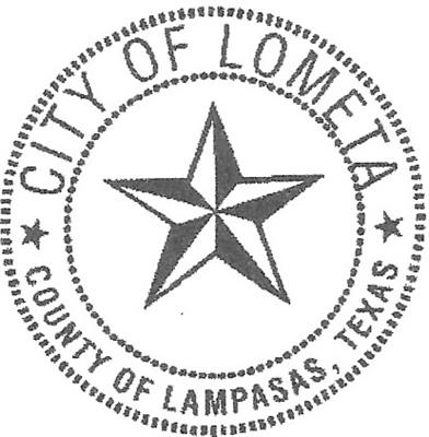 City of Lometa