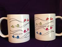 These Cursillo mugs were a real hit with attendees!