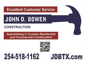 John D. Bowen Construction