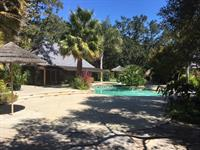 Luxurious Pool and Cabana