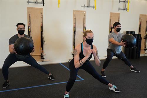 SBM Group Fitness Classes