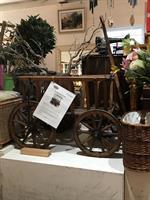 Antique Dog Cart