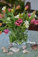We take care of all the arrangements including floral/