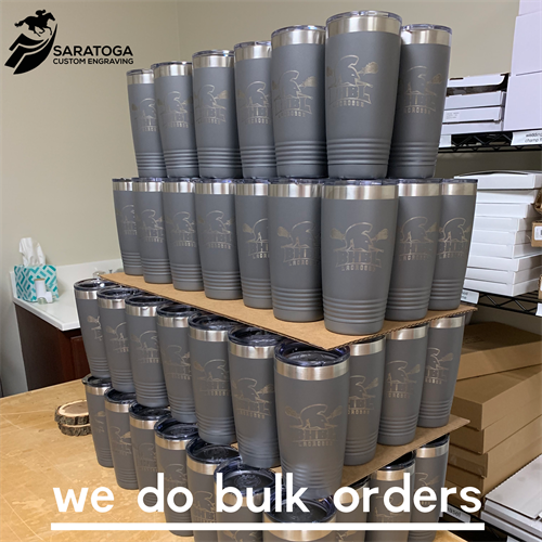 We do Bulk Orders