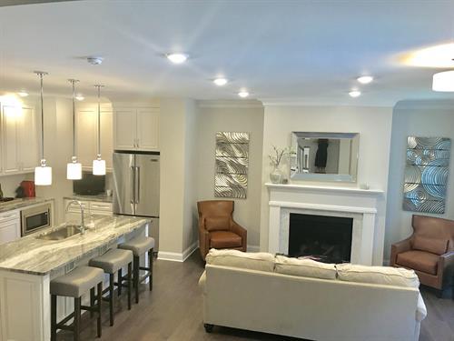 Residences on Union Avenue, 37 White Street, Units B & C, Saratoga Springs
