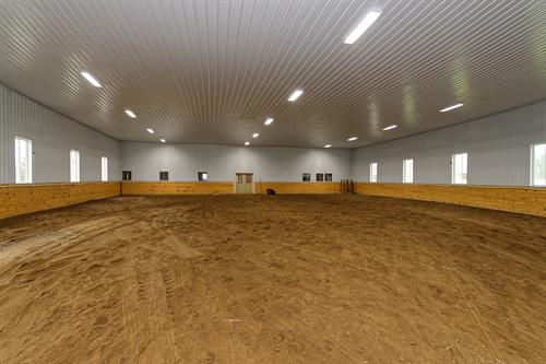 Indoor Arena at 106 State Route 197, Fort Edward