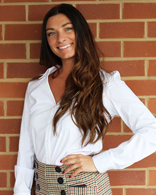 Ashley Aquilo, Licensed Real Estate Salesperson, Julie & Co. Realty