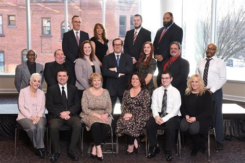 The City Center staff is ready to meet all of your event needs!