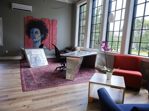 Workspace at Vibrant Brands