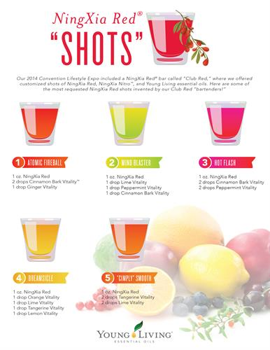 NIngXia Red Shots