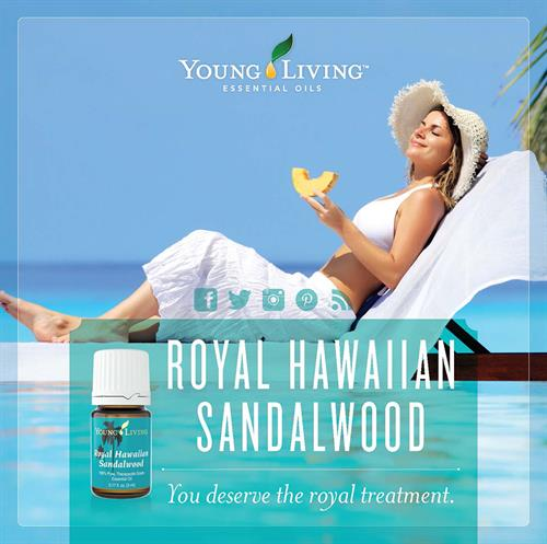 Royal Hawaiin Sandalwood