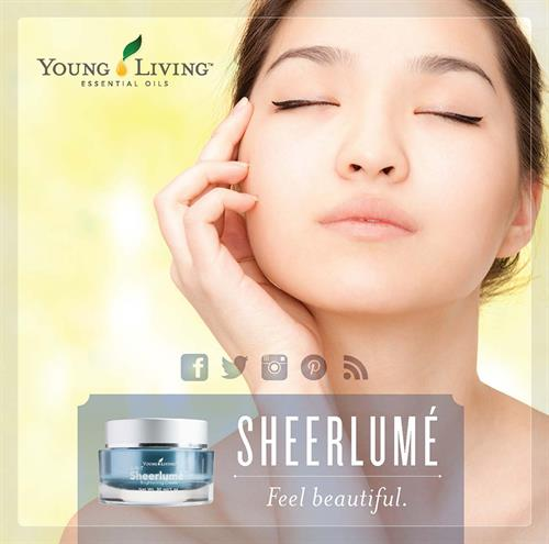 Young Living Sheerlume