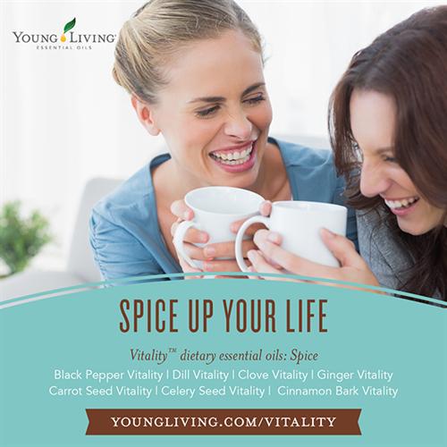 Vitality Spice