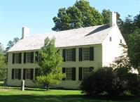 Schuyler House: open seasonally