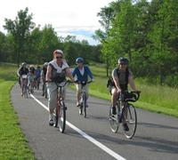 Join us for ranger-guided bike tours in July and August!