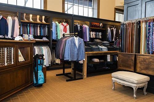 The Shops at Saratoga National Golf Club
