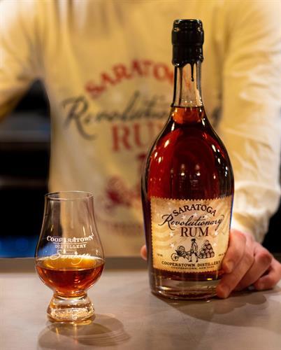 Revolutionary Rum, Cooperstown Distillery