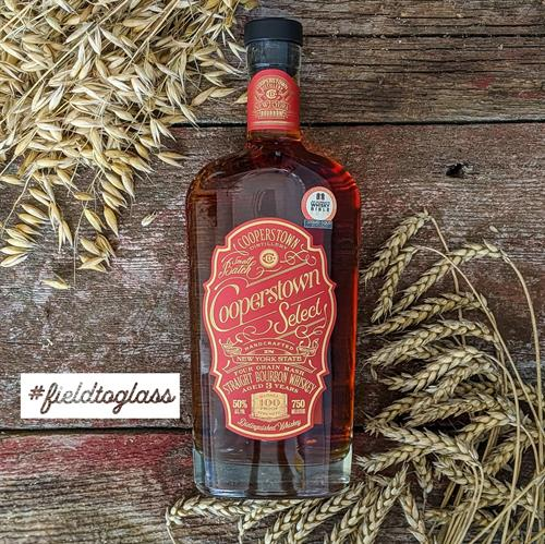 Cooperstown Distillery Select Bourbon