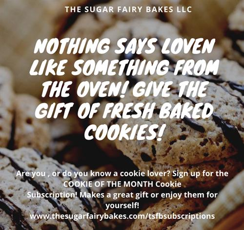 Monthly Cookie Subscription