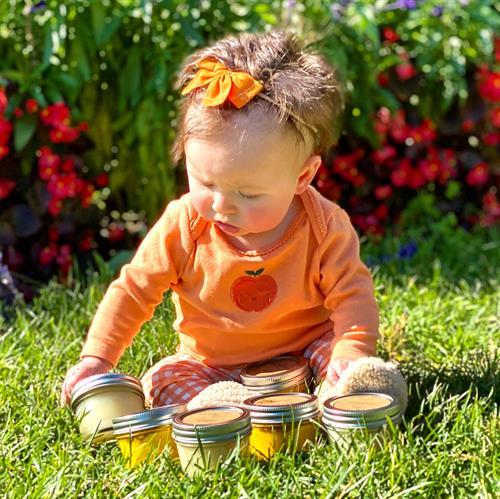 Meet Seedlings baby Meadow!