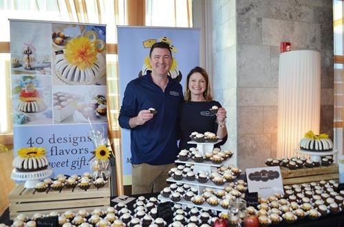 Owners Melissa & Matt Gleason