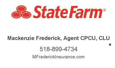State Farm Insurance, Mackenzie Frederick