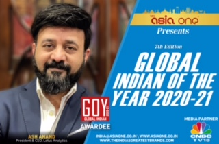 Lotus Analytics_Ash Anand _ Indian of the Year 2021