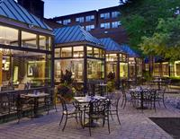 The Springs Restaurant Outdoor Patio