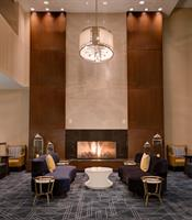 Newly Renovated Upper Lobby