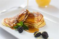 Complimentary farm to table breakfast each morning