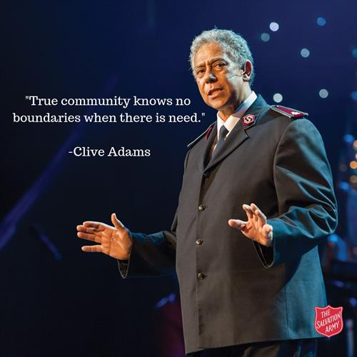 We know that we cannot meet all needs on our own. Partnering with other agencies and businesses is crucial to our success.