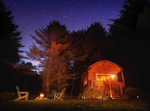 Cabin Rentals near Saratoga NY
