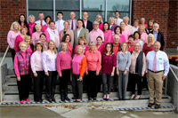 Annual Pink Photo for Breast Cancer Awareness Month