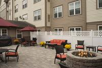 Enjoy your coffee or use our grill outside on our brand new patio with beautiful fire pit.