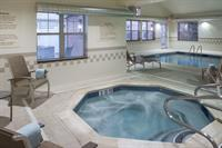 Warm up in our whirlpool tub.  Open 7am until 11pm.
