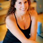 Instructor Jen Perry