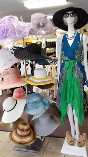 Dresses & Hats