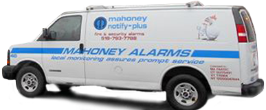 You may recognize our vans, signs and stickers around town.