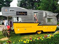 Lifestyles on the Road, our mobile boutique gives back to the community!