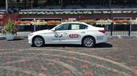 Lia Infiniti at the Saratoga Race Track 2015
