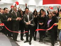 Lia Nissan of Glens Falls Grand Opening