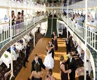 The Saint can also accomodate any wedding or charter party up to 1,000 people!!